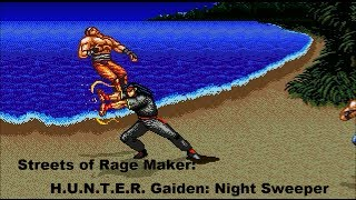 Streets of Rage Maker: Nighter Sweeper