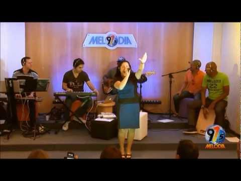 Cassiane no Melodia Ao Vivo