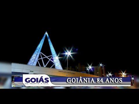 Goiânia 84 Anos