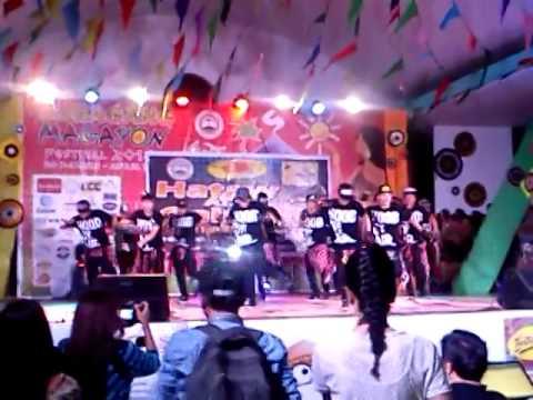 Magayon Festival hataw at galaw 2014
