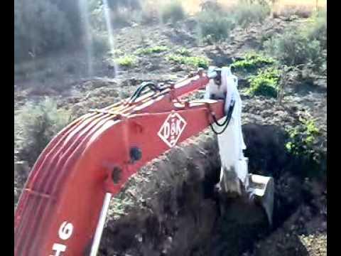 escavatori  o&k