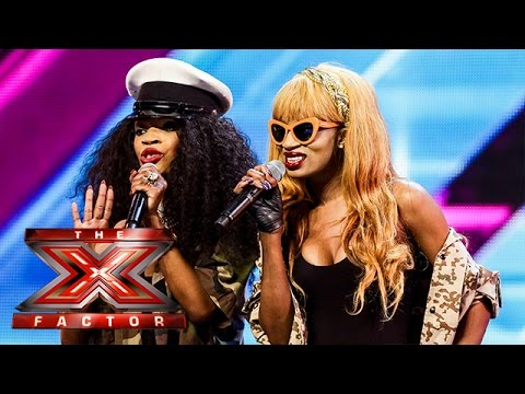Major sing I Don't Care | Arena Auditions Wk 2 | The X Factor UK 2014