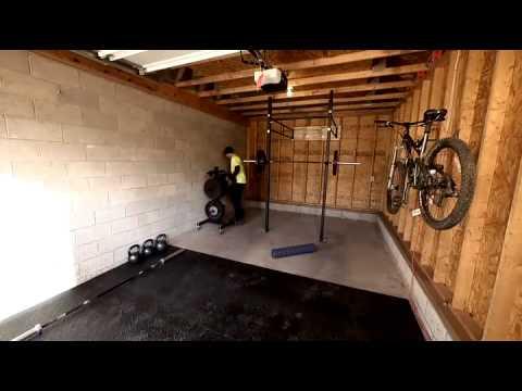 Large wood shed plans build a garage gym