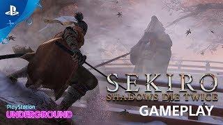 Sekiro: Shadows Die Twice - Játékmenet Videó