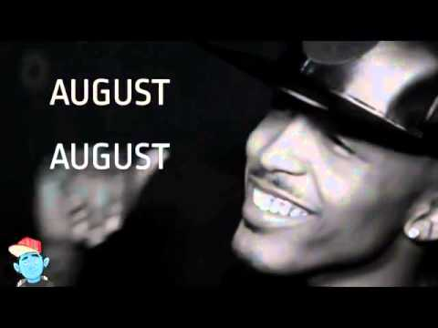 August Alsina a day with me Preview   YouTube8