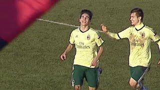 Cittadella-Milan 2-3 Highlights   AC Milan Youth Official