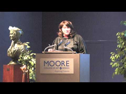 Moore College of Art & Design Convocation 2011 Renee Reeser Zelnick.mov