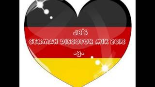 German DiscoFox Mix 2013 (3.) - By JB