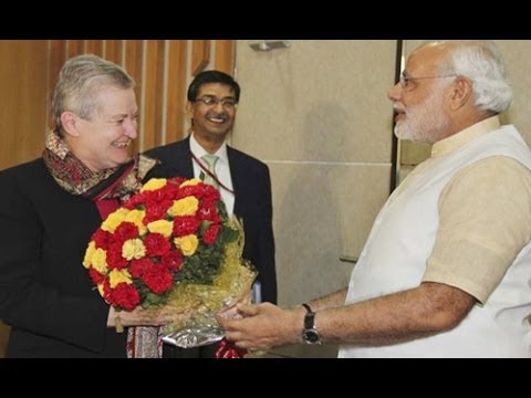 US envoy Nancy Powell to meet Gujarat CM Narendra Modi