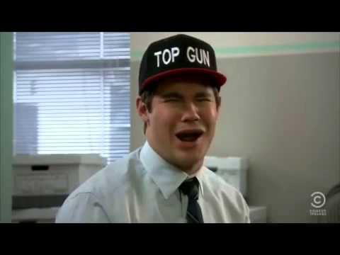 Top Gun Workaholics Adam DeMamp Top Gun - ...