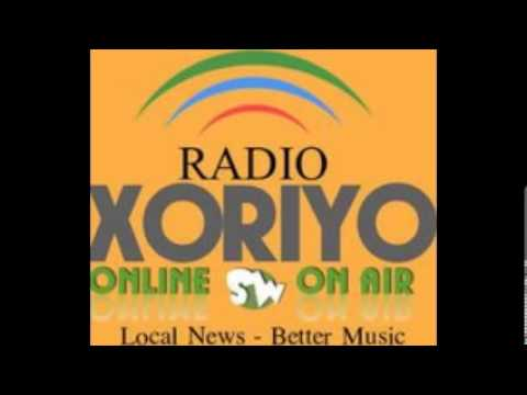 Radio Xoriyo 03 March 2014