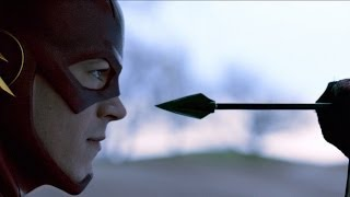 [The Flash - Teaser - Arrow Meets The Flash] Video