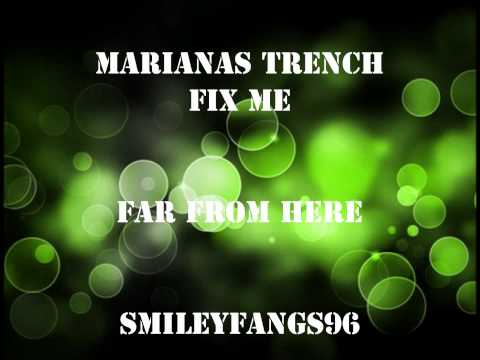 Marianas Trench: Fix Me (Full Album)