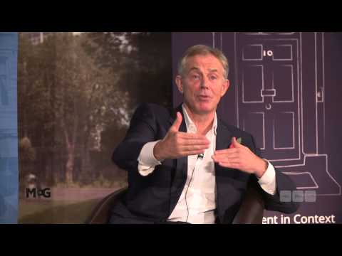 MEG 100 Tony Blair: How Government Works