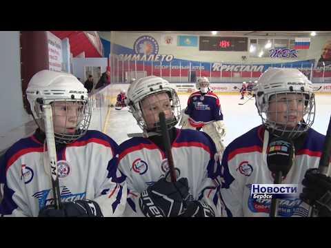 Много тренироваться и быть командой! Хоккеисты «Кристалла-2009» из Бердска делятся секретами побед