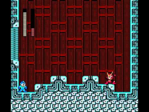 Mega Man 2 - Speed Run - User video
