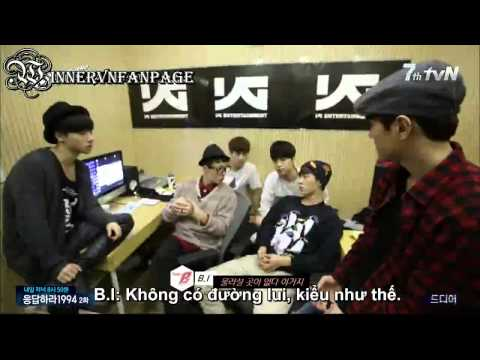 [VIETSUB] WIN: Who Is Next Show Ep9 [full]