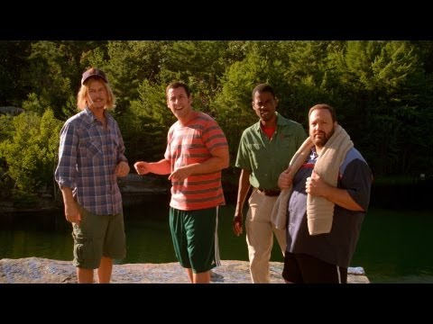 'Grown Ups 2' Trailer