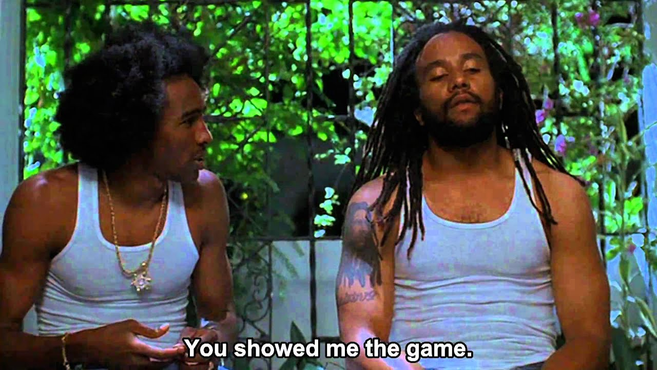 Movie: Shottas (Part 2) w/ English subtitles