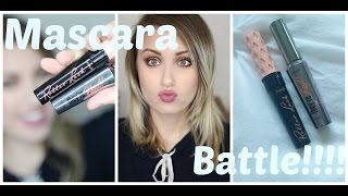 New Benefit Roller Lash VS. Benefit They're Real | Demo