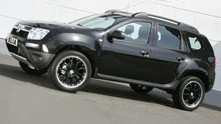 2012 Elia Dacia Duster Tuning On 20""