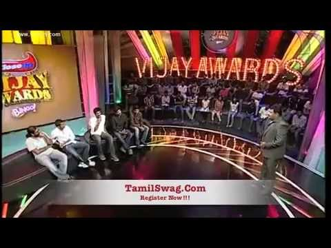 Vijay Awards: Tamill Cinema Directors Special (2012) Part 1 of 4