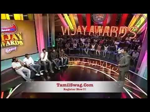 Vijay Awards: Tamill Cinema Directors Special (2012) Part 1 of 4