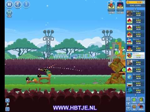 Angry Birds Friends Tournament Week 93 Level 4 high score 173k (tournament 4)