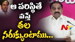 Minister Thummala warns corrupt poliiticians, over Khammam..