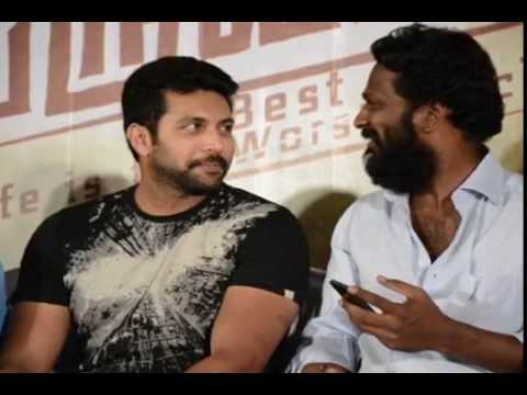 Jayam ravi likes to act in Vimal movie
