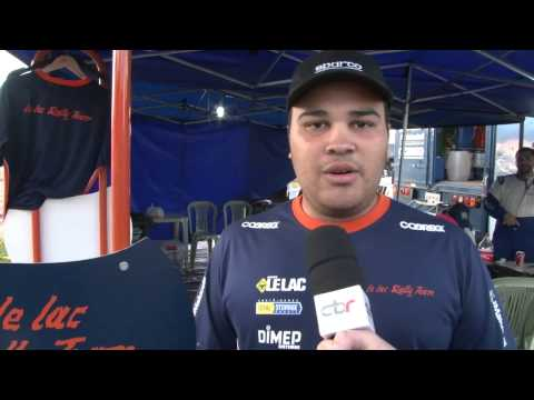 Felipe Costa - Antes da Largada - Rally de Erechim 2013