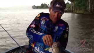 How To Fish A Square Bill Crankbait For Big Bass Line