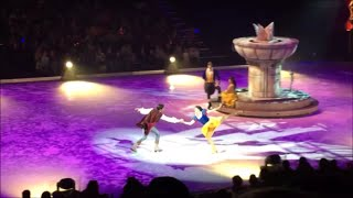 Disney on Ice Let's Celebrate 2015 Princess Ball