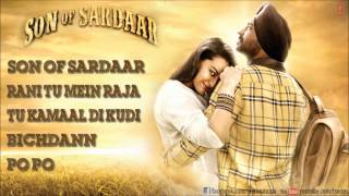 Son Of Sardaar Audio JukeBox