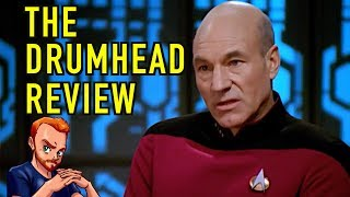 Picard Warns Against Witch Hunts & Mob Rule
