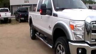 2011 Ford  F-350 Lariat 6.7 Turbo Diesel Superduty Crew Cab  leather nav $47315.00.www.nhcarman..MOD videos
