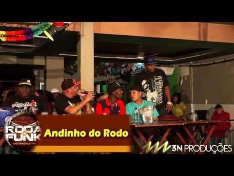 MC Andinho do Rodo  :: Medley ao vivo + Lançamento :: Roda de Funk