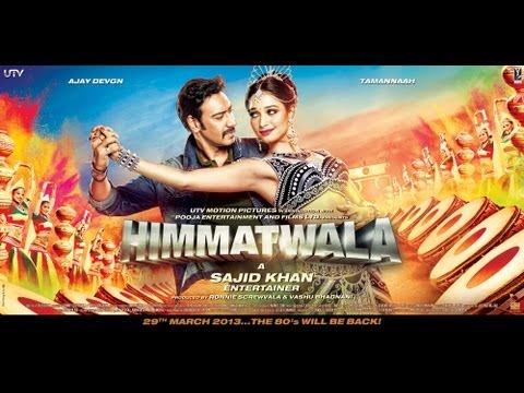 Himmatwala  I Official Trailer 2013 | Ajay Devgn I Tamannaah Bhatia