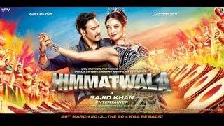Himmatwala I Official Trailer 2013 Ajay Devgn I
