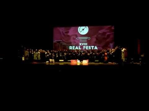 XVIII Real FesTA - Tum'Acanénica - Linda Leiria