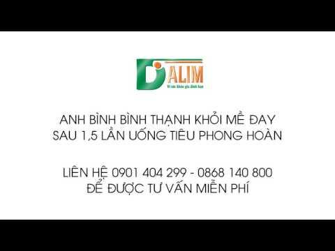 Anh Binh Binh Thanh khoi benh me day sau 1,5 lan uong Tieu Phong Hoan