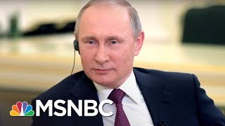 President Doanld Trump Warns Russia About Shooting Down US Missiles | Morning Joe | MSNBC