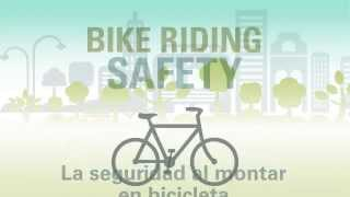 Web Motion Graphics<br>Bike Riding Safety<br>[Various Formats]