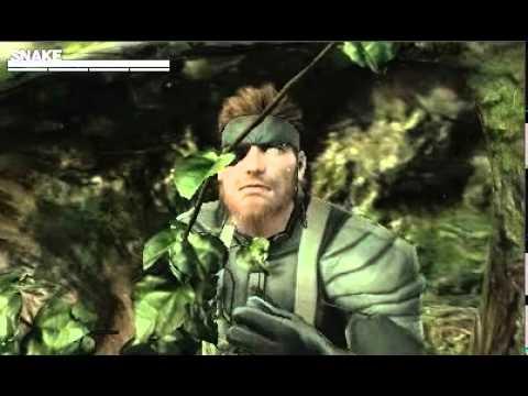 Metal Gear Solid 3D: Snake Eater весной в Японии