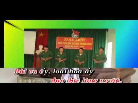Bài ca người giáo viên nhân dân Karaoke