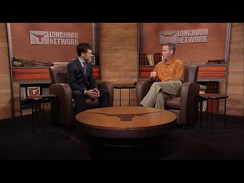Ryan Murphy visits Longhorn Network [June 5, 2014]