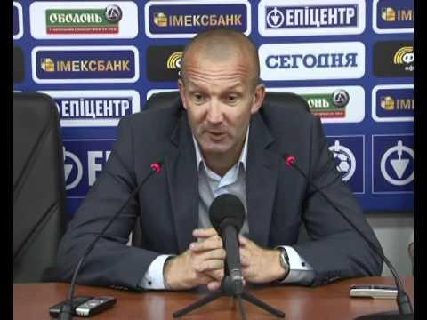 Черноморец-Оболонь. Комментарии тренеров после матча