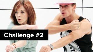 Lindsey Stirling Challenge 2 on D-Trix Presents Dance Showdown 3