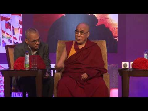 2013 GSWS: His Holiness The Dalai Lama