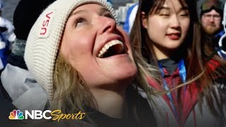 2018 Winter Olympics: When they knew' medal-winning reactions of 2018 Olympians | NBC Sports